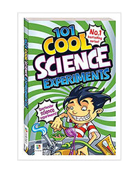 101 Cool Science Experiments (Cool Series)