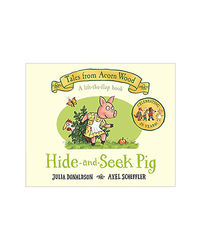 Hide- And- Seek Pig: 20th Anniversary Edition