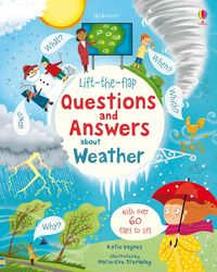 Lift The Flap Questions & Answers About Weather