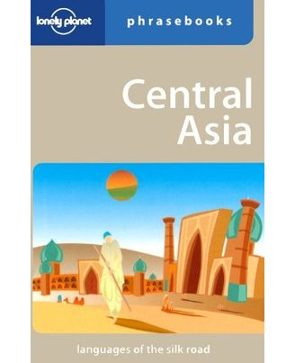 Lonely Planet Central Asia Phrasebook