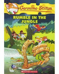 Geronimo Stilton# 53: Rumble In The Jungle