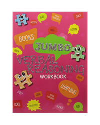 Jumbo Verbal Reasoning Workbook