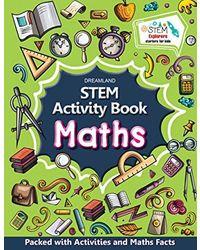 Stem Activity Book- Maths