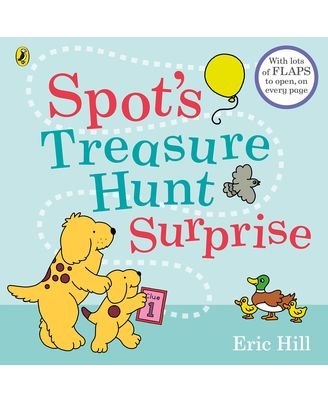 Spot s Treasure Hunt Surprise