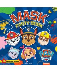 Paw Patrol Mask Party Book