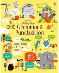 Lift The Flap Grammar And Punctuation