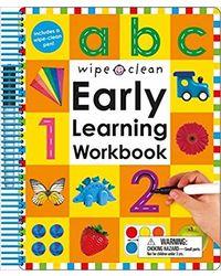 Wipe Clean: Early Learning Workbook