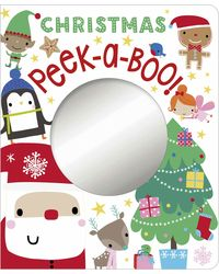 Board Book Christmas Peek- A- Boo!
