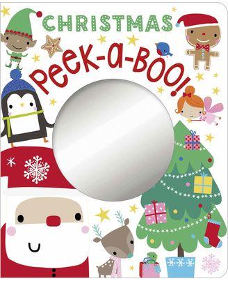 Board Book Christmas Peek- A- Boo!