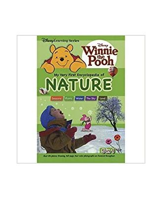 Disney Learning Series- Winnie The Pooh- My Very First Encyclopedia Of Nature