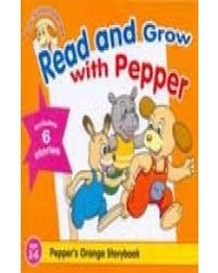 Read & grow with pepperorange