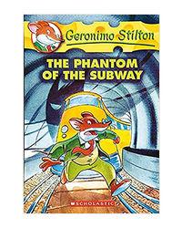 Geronimo Stilton: # 13 Phantom Of The Subway