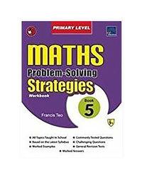 Sap Maths Problem Solving Strategies Workbook Primary Level 5