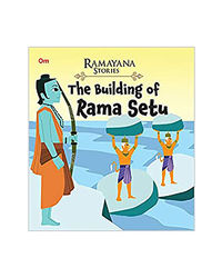 The Building Of Ram Sethu: Ramayana Stories