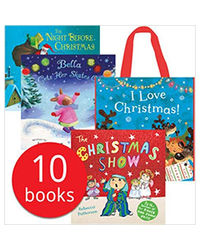 Santa's Bag Of Books (10 Book Set)