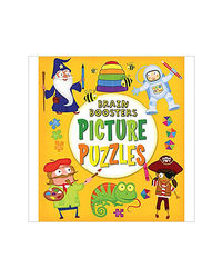 Brain Boosters Picture Puzzles