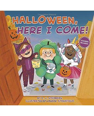 Halloween, Here I Come!