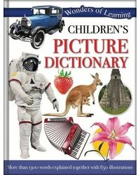Wonders Of Learning: Children's Picture Dictionary