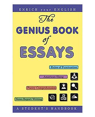 The Genius Book Of Essays