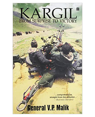 Kargil- From Surprise To Victory