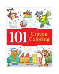 101 Crayon Coloring