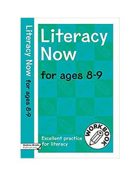 Literacy Now For Ages 8- 9