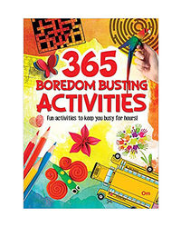 365 Bedroom Busting Activities
