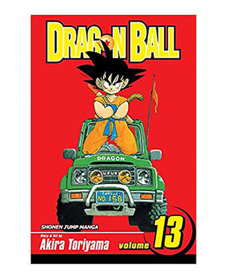 Dragonball Z (Volume 13)