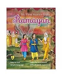 My First Stories From Ramayana