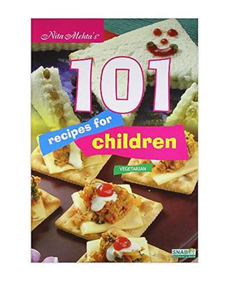 101 Recipes For Children: Vegetarian