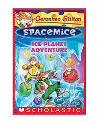 Geronimo Stilton Spacemice# 3: Ice Planet Adventure