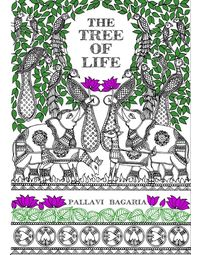 The Tree Of Life Colouring Book