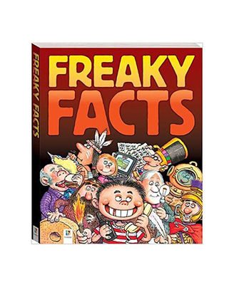 Freaky Facts (Large Flexibound) (Cool Series)