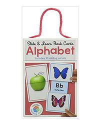 Building Blocks Slide & Learn Flashcards Alphabet