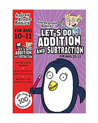 Let's Do Addition And Subtraction 10- 11