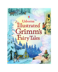 Illustarted Grimm's Fairy Tale