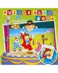 Puzzle Block Book: Pinocchio