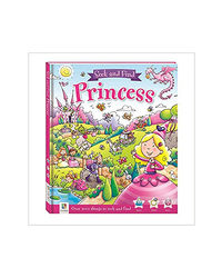 Seek And Find Princess