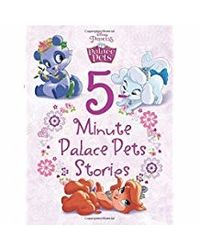 Palace Pets 5- Minute Palace Pets Stories (5- Minute Stories)