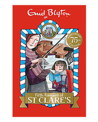 Fifth Formers Of St Clare's: Book 8