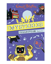 Mysteries Collection 3 In 1 Vol 3 (The Mysteries Series)