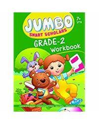 Jumbo Smart Scholars Grade- 2 Workbook