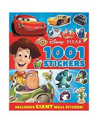Disney Pixar Mixed: 1001 Stickers (1001 Stickers Disney)