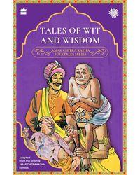 Tales Of Wit & Wisdom: The Amar Chitra Katha Folktales