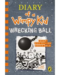 Diary of a Wimpy Kid: Wrecking Ball (PB)