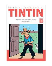 The Adventures Of Tintin Vol 1