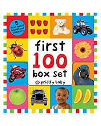 First 100 Pb Box Set (Set Of 5 Books)