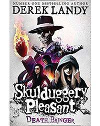 Death Bringer (Skulduggery Pleasant)
