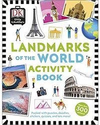 Little Travellers Landmarks Of The World