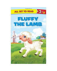 All Set To Read Readers Level 2 Fluffy The Lamb